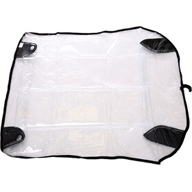 Croozer Rain cover For Kid Plus for 1 and Kid for 1 Kids